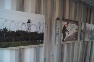 Container 2 - innen aktuelle Grenz- und Fluchtfotos DSC04446